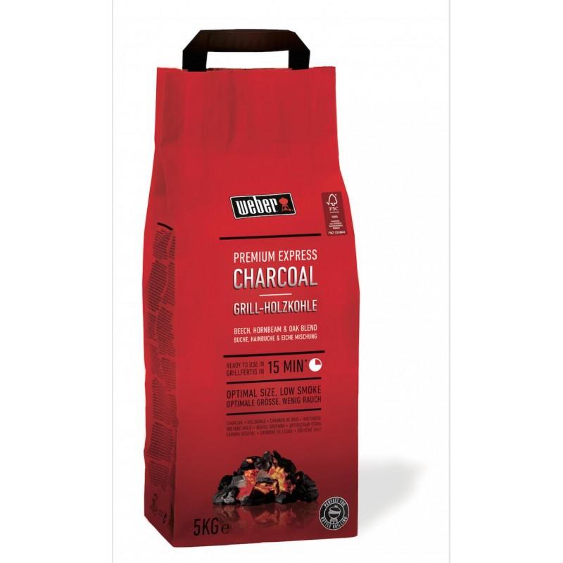 Grilovací uhlí Premium Express 5 kg
