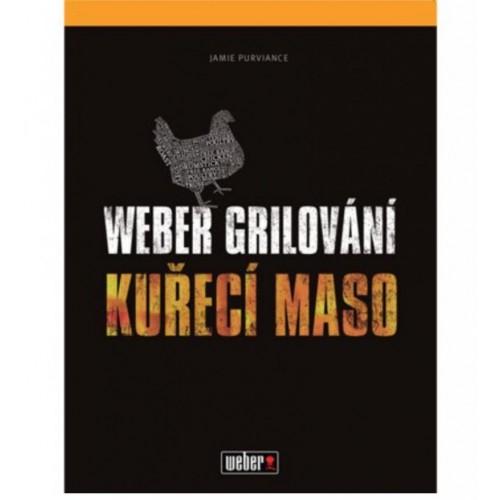 Weber grilování kuřecí maso