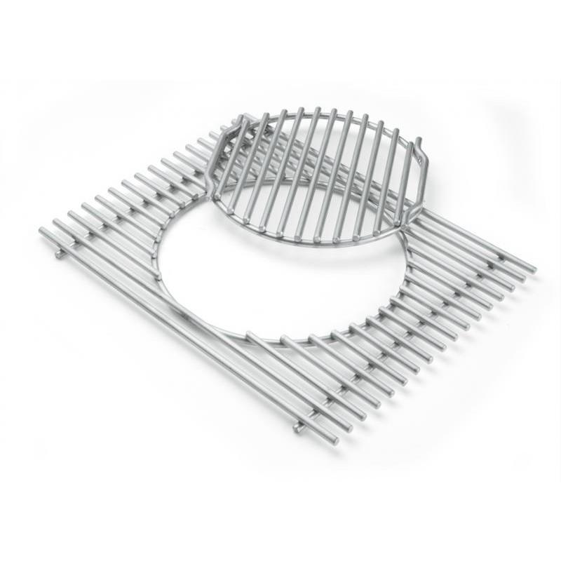 Gourmet BBQ System grilovací rošt s vyměnitelným středem pro Summit série 400 a 600