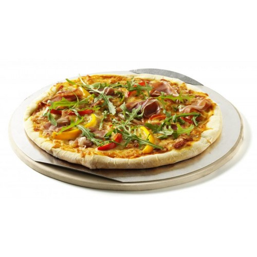 Kámen na pizzu, kulatý