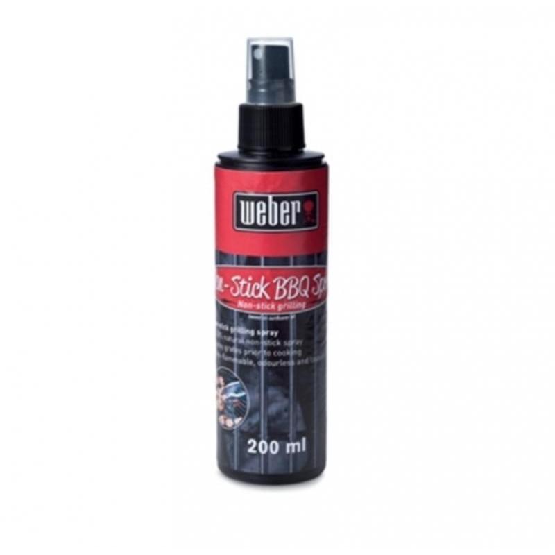 BBQ grilovací anti-stick spray, 200 ml
