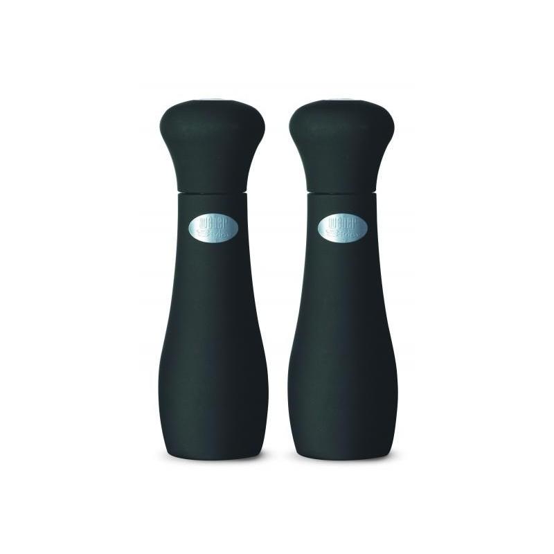 Mlýnky na pepř a sůl Weber Style, 19 cm