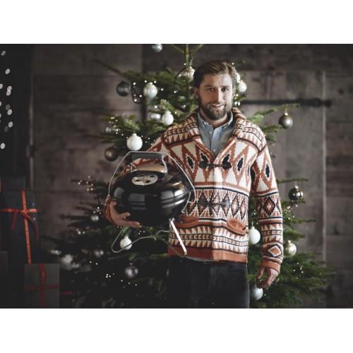 Vánoce s grily Weber - ideální dárek pod stromeček. Grilujte i v zimě.