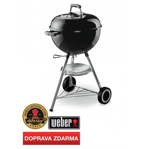 WEBER ORIGINAL KETTLE, 47 cm, Black (černý)