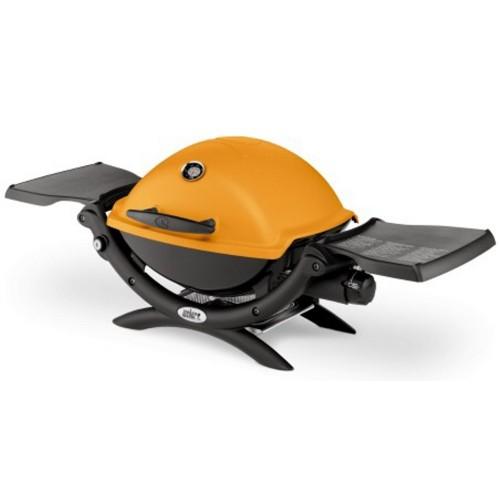 WEBER Q 1200, Orange (oranžový)