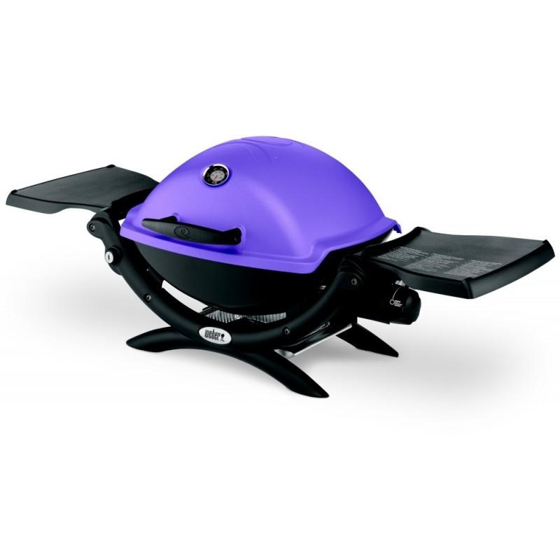 WEBER Q 1200, fialový