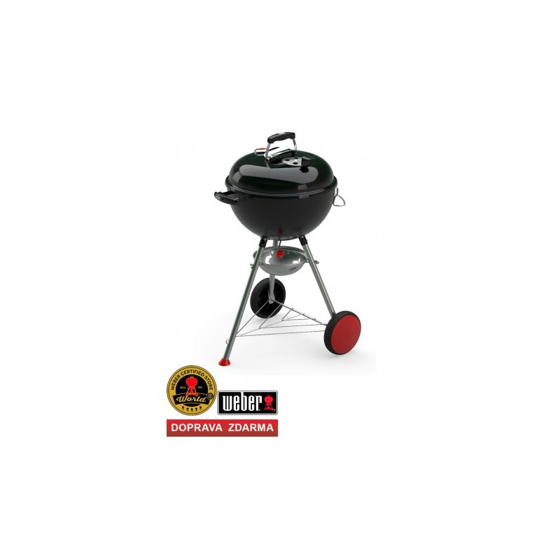 Weber kettle plus 47 cm black ern hanscraft s r o - Weber kettle plus ...